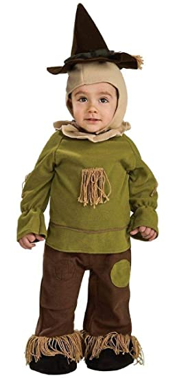 Amazoncom The Wizard Of Oz Scarecrow Costume 0 6 Months Clothing