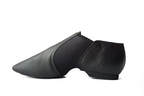DANCE YOU Zapatillas de Danza para Mujer Negro Negro: Amazon.es: Zapatos y complementos
