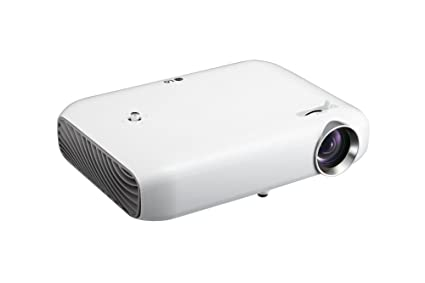 LG PW1000G - Proyector Minibeam Portátil (WXGA, LED, 1280 x 800, 1000 lúmenes) - Blanco