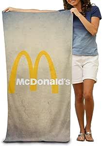 "McDonalds 90s 31.5* 51""toalla de playa"