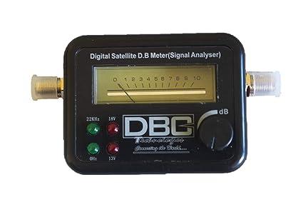 Buy M ELECTRO DBC Satellite Signal Finder Db Meter for Full