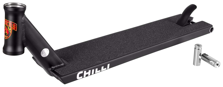 56 cm inklusive Pegs Chilli Pro Scooter Streetdeck GA Sign