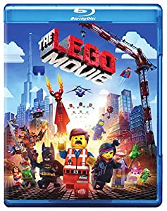 Cover Image for 'LEGO Movie, The (Blu-ray + DVD + UltraViolet Combo Pack)'