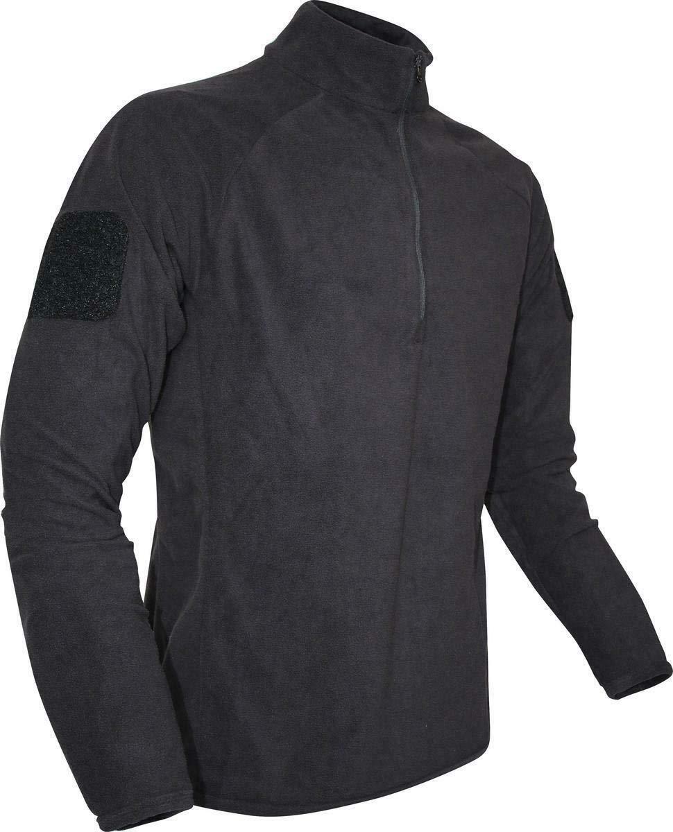 Viper TACTICAL Elite Mid Layer Fleece Black Medium