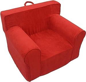 Fun Furnishings Ultimate Kid's Chair, Red