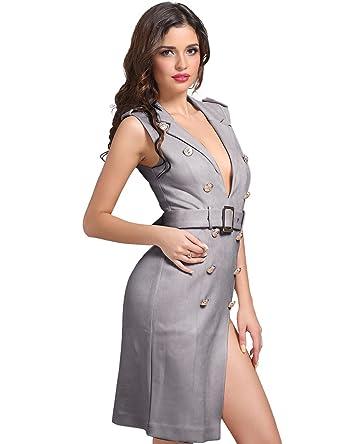 Adyce Mujer Vestidos Bandage-Dress-Nude Tight Midi Engagement Delicate Wedding-Elegant Banquet