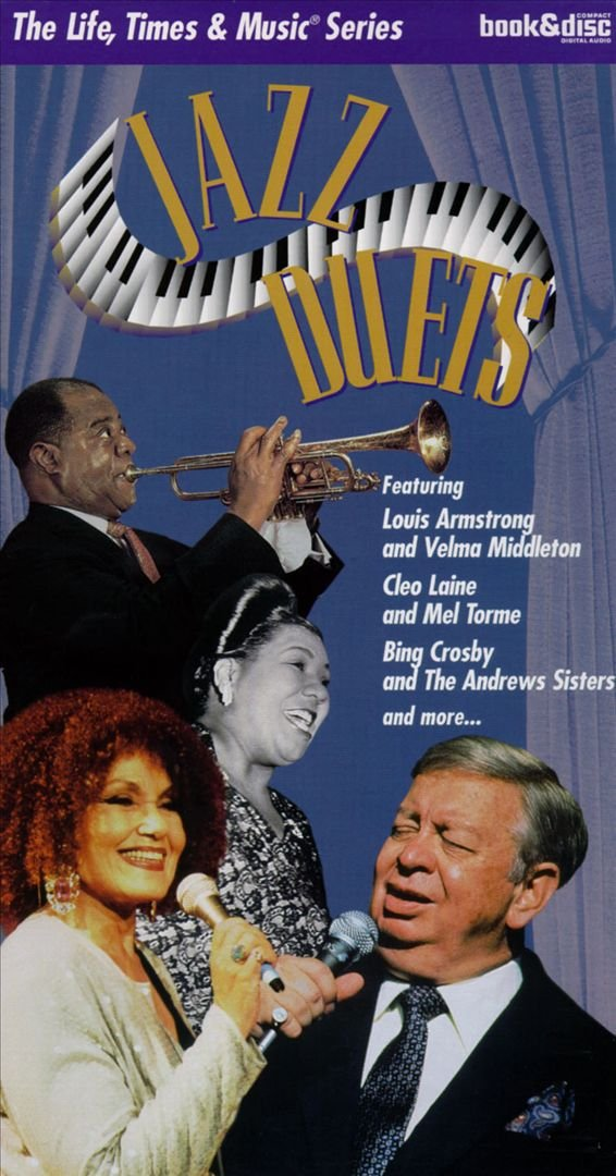 Life, Times & Music Series: Jazz Duets