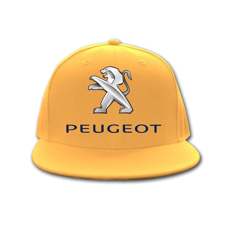 Woman Men Cotton Peugeot logo Adjustable Hit Hop caps