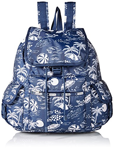 LeSportsac Voyager Back pack, Hawaiian Getaway, One Size by LeSportsac