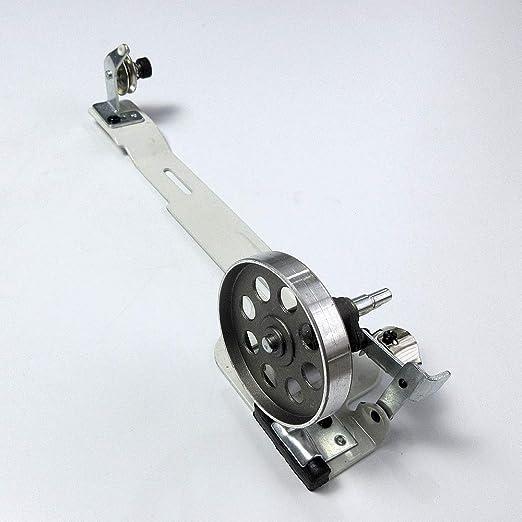 Industrielle N/ähmaschine Spulenwickler 6,35 cm Rad f/ür Consew Singer Juki Brother+