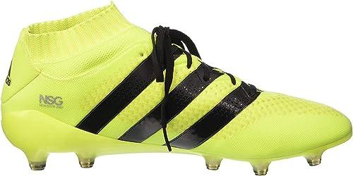 adidas Herren Ace 16.1 Primeknit S76470 Fussballschuh, gelb
