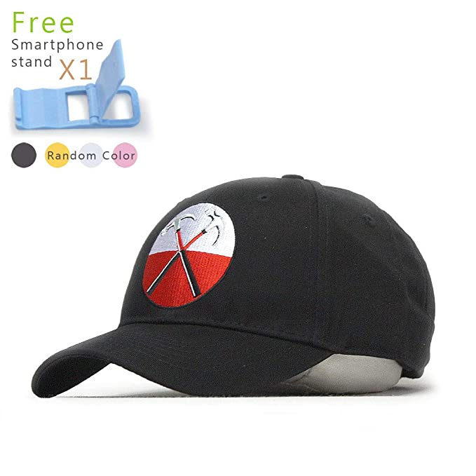 9c3e1885 Image Unavailable. Image not available for. Colour: Pink Floyd Men's Baseball  Cap: ...
