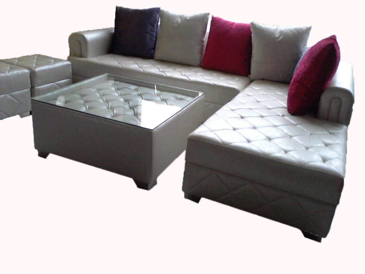 Fine Quality Assure Furniture Maharajah R L Shape Sofa Set With Download Free Architecture Designs Scobabritishbridgeorg