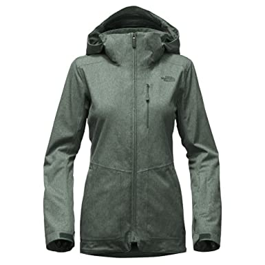 Triclimate parka