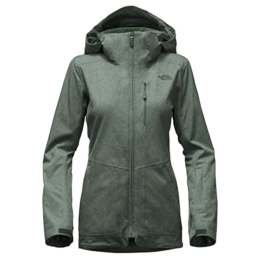 ... amazon the north face thermoball snow triclimate parka womens insulated  ski jacket small darkest spruce 3ba9a 704544ab1