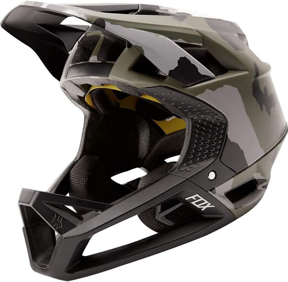 Fox Enduro Proframe - Casco para bicicleta de montaña, diseño de ...