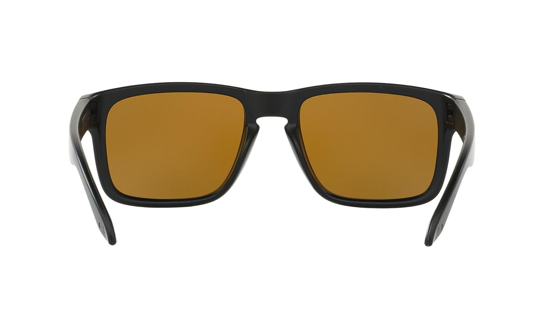 c9d6516f07 Oakley Holbrook Sunglasses (Matte Black Frame Prizm Tungsten Polarized Lens  (OO9102-D7))