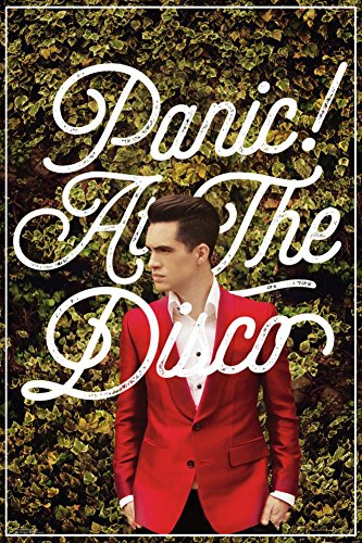 Scorpio Posters Panic At The Disco- Green Ivy & Red Suit Pos