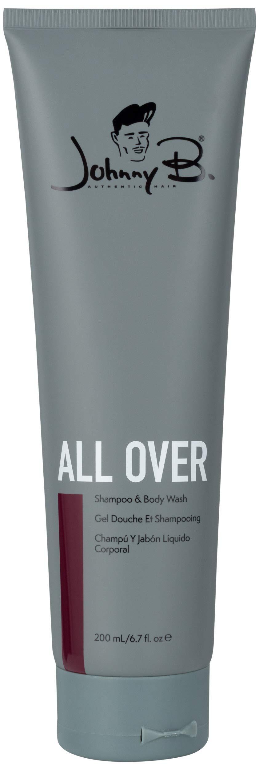 JOHNNY B. All Over Energizing Shampoo & Body Wash (6.7 ...