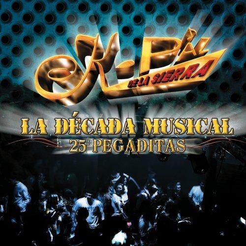 La Decada Musical: 25 Pegaditas by Disa (Uni)