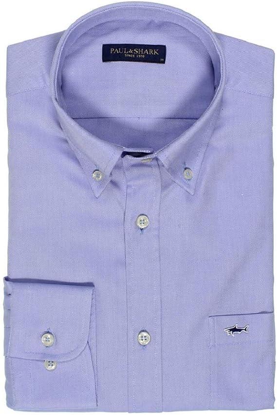 Paul & Shark - Camisa casual - para hombre: Amazon.es: Ropa y accesorios