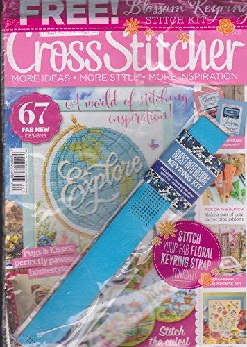 Cross Stitcher Magazine May 2018