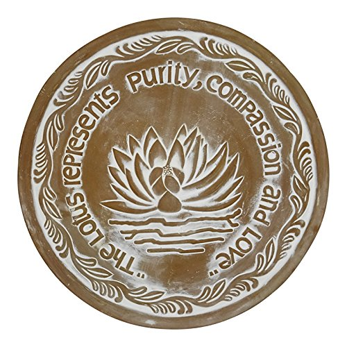 The Crabby Nook Warming Tile Stone Terracotta Bread Rolls (11 Inch)