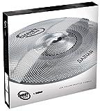 #9: Sabian Cymbals QTPC504 Quiet Tone Cymbal Pack 14