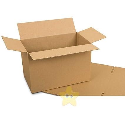 25 cajas de cartón de tamaño máximo para póster de cabina pequeña, 450 x 350