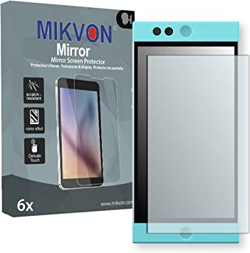6 x Mikvon espejo Protector de pantalla para Nextbit Robin – al ...