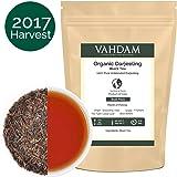 Darjeeling Loose Leaf (Lose Blätter) Tee (225 Tassen), Ergiebig & Vollmundig, Schwarzer Second Flush Tee, 100% Zertifiziert, Rein & Unverschnitten. Direkt aus Indien, 454g