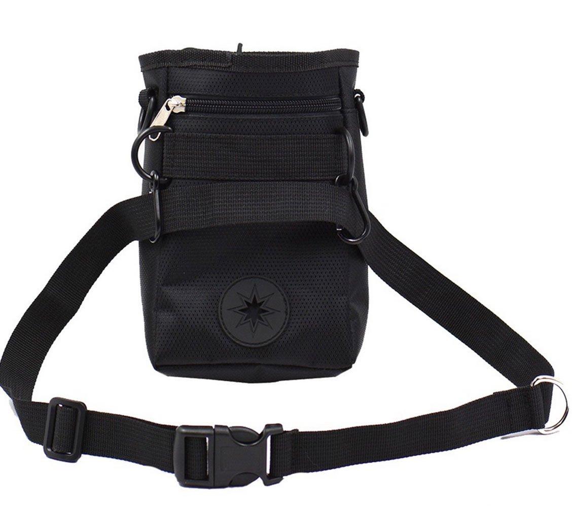 Bolsa con cremallera y cinturó n ajustable Millya para pasear al perro