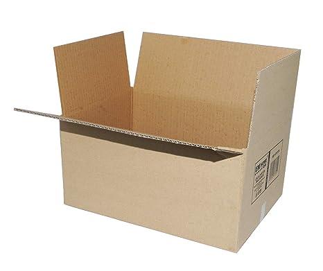 Cajas de Cartón, Cajas de Mudanza y Envíos Postales Pack de 12, Alta Calidad