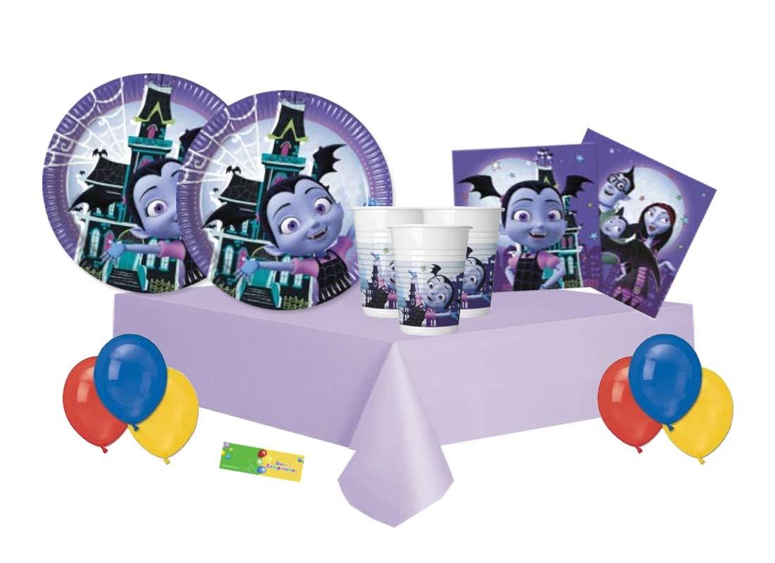 DECORATA PARTY Vampirina Hauntley Kit n4 Coordinato Compleanno