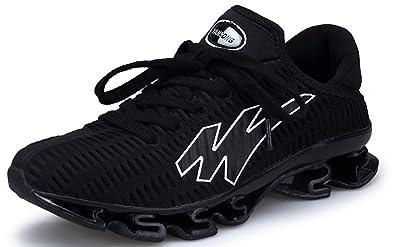 Laufschuhe Fitnessschuhe XIANV für Herren Outdoor Sneaker 543ARLj