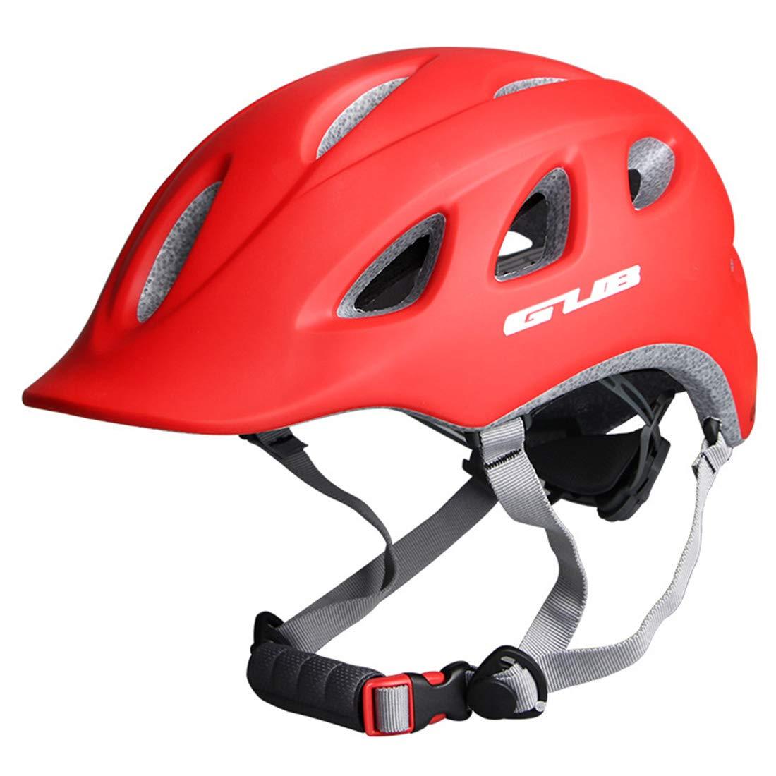 JESSIEKERVIN YY3 Fahrrad-Reithelm Erwachsener Fahrrad-Helm Fahrrad-Schutzhelm Geeignet für Outdoor-Radsportler