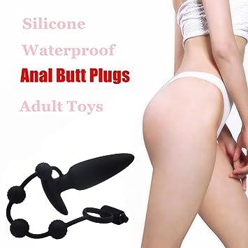 gay - Dilatador anal y masajeador para próstata y punto G, color negro: Amazon.es: Salud y cuidado personal