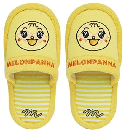 La nueva cara Anpanman 240 068 [zapatillas amarillas que se desgasten las habitaciones Anpanman]