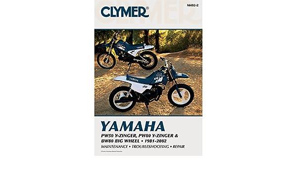 2002 yamaha pw50 service manual