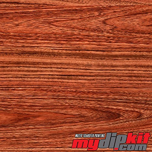 Water Transfer Printing Film - Hydrographic Film - Hydro Dipping - Straight Wood - SW-450-A by MyDipKit