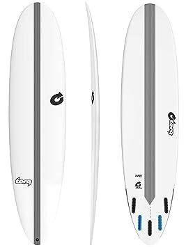 surfboard Torq Epoxy Tec M2 8.0 Mini MALIBU LONGBOARD