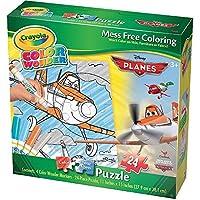 Cardinal Games Color Wonder Puzzle - Planes