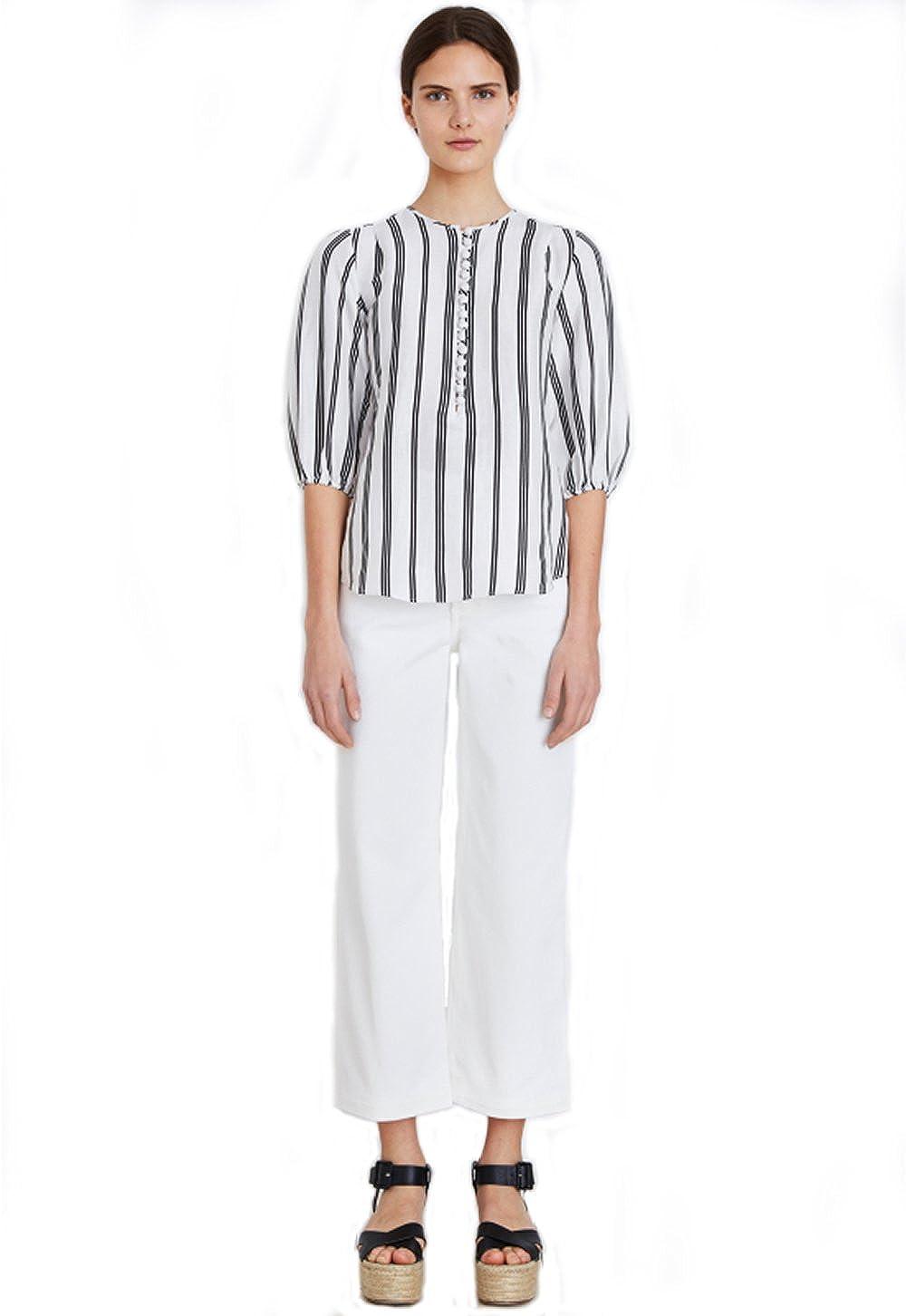 e0611626a5c Apiece Apart Nueva Augustina Tunic Blouse at Amazon Women s Clothing store