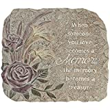Carson, Silent Reflections Memory Stepping Stone For Sale
