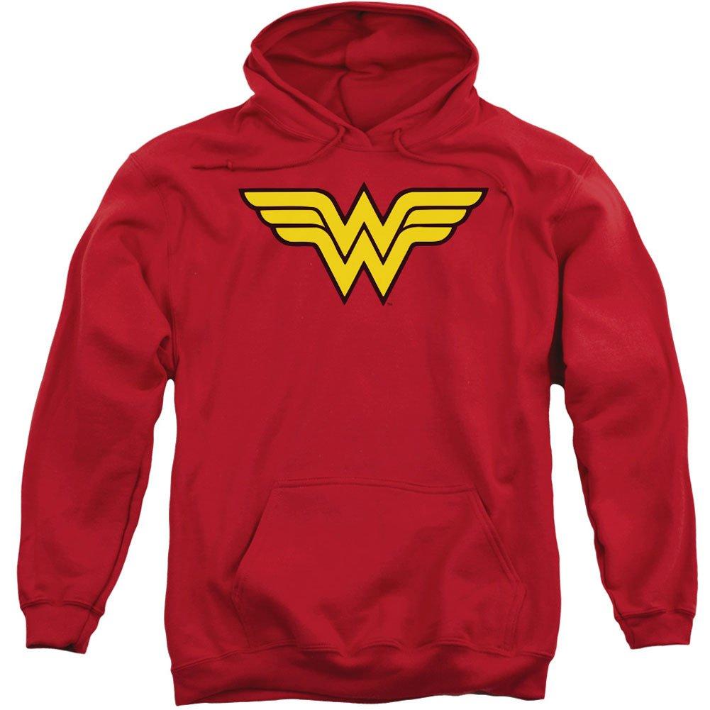 DC - DC - Herren Wonder Woman Logo Hoodie