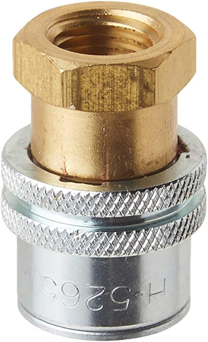 Haltec H-5265 Standard Bore Lock On Air Chuck 5 Pack