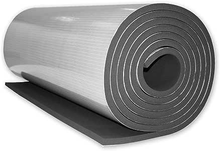 Bajo Consumo Alfombrilla aislante para calor para insonorización, aislamiento de cajones de persianas, autoadhesivo, buena Características, tamaño: 3 m x 1 m x 32 mm, de everoxx®: Amazon.es: Bricolaje y herramientas