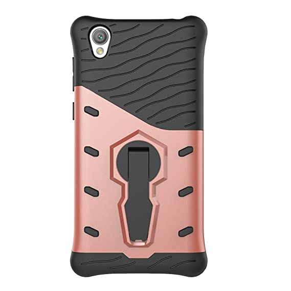 outlet store 42800 7db29 Sony Xperia L1 Case, SsHhUu Tough Heavy Duty Shock Proof Cover Dual Layer  Armor Combo with Swivel Kickstand Protective Hard Cover Case for Sony  Xperia ...