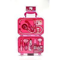Barbie Çantalı 9 Parça Doktor Seti