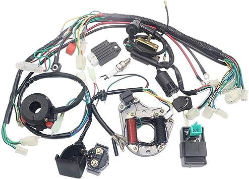 LouiseEvel215 Sistema eléctrico Bobina del estator CDI Arnés de ...